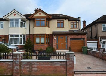 Thumbnail 4 bed semi-detached house for sale in College Hill Road, Harrow Weald, Harrow