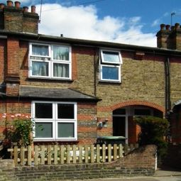 Thumbnail 3 bed terraced house for sale in Landseer Road, Enfield
