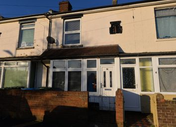Thumbnail 2 bed terraced house for sale in Augustine Road, Southampton