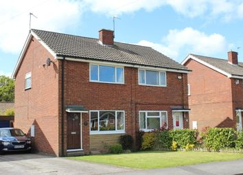 Thumbnail 2 bed semi-detached house for sale in Chestnut Garth, Hemingbrough, Selby