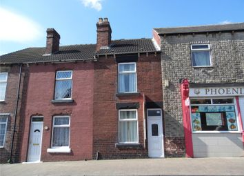 Thumbnail Terraced house to rent in Wakefield Road, Kinsley, Pontefract, West Yorkshire