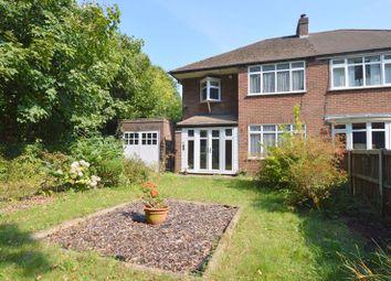 Thumbnail 3 bed semi-detached house for sale in Brookshill, Harrow Weald, Harrow