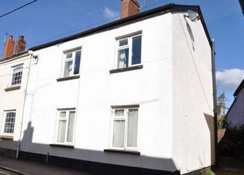 Thumbnail 4 bed end terrace house for sale in New Street, Cullompton