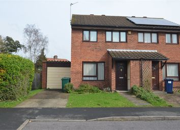 Thumbnail 3 bed semi-detached house for sale in Rowlands Close, Mill Hill, London