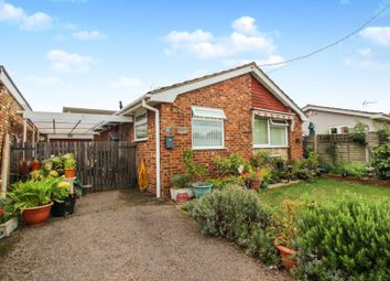 Thumbnail 1 bed detached bungalow for sale in Gainsborough Avenue, Canvey Island