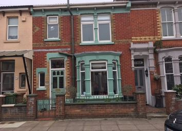 Thumbnail 2 bed terraced house to rent in Lynton Grove, Portsmouth