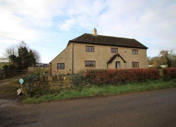 Thumbnail 5 bed detached house for sale in Main Street, Laxton, Corby