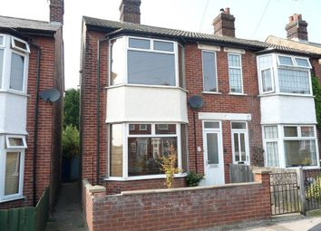 Thumbnail 3 bed semi-detached house to rent in Sherrington Road, Ipswich