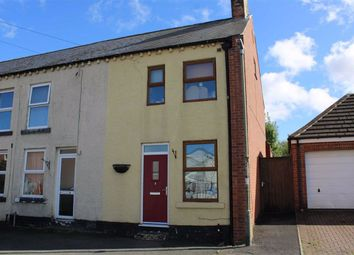 Thumbnail 2 bed terraced house for sale in Bevan Street, Shirland, Alfreton