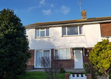 Thumbnail 3 bed semi-detached house to rent in Bannings Vale, Saltdean, Brighton