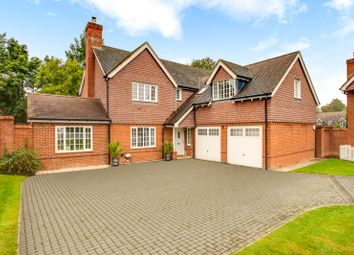 Thumbnail 5 bed detached house for sale in Fleming Road, Wendover, Buckinghamshire