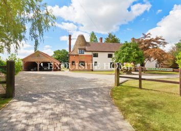Thumbnail 4 bed detached house for sale in Mumfords Hill, Blackmore End, Braintree