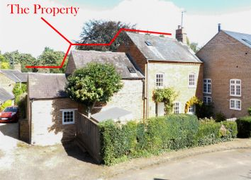 Thumbnail 4 bed detached house for sale in Chapel Street, Warmington, Banbury
