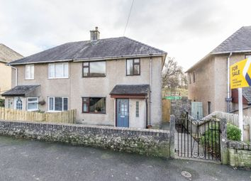 Thumbnail 3 bed semi-detached house for sale in Kettlewell Road, Kendal