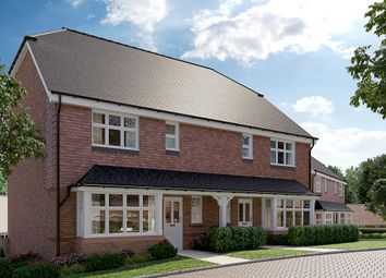Thumbnail 4 bedroom semi-detached house for sale in Woodlands Road, Leatherhead