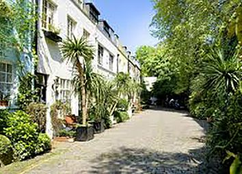 Thumbnail 2 bed mews house to rent in Albion Mews, London, Marble Arch