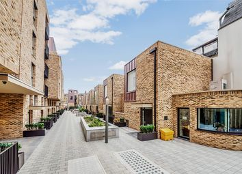 Thumbnail 3 bed terraced house to rent in Hand Axe Yard Kings Cross, London