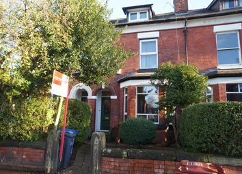 Thumbnail 4 bed terraced house to rent in Burton Road, West Didsbury