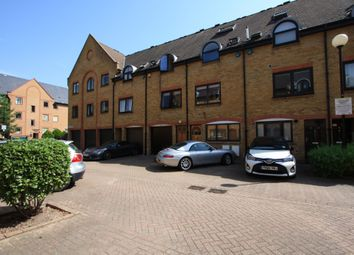 Thumbnail 3 bed terraced house to rent in Welland Mews, Wapping