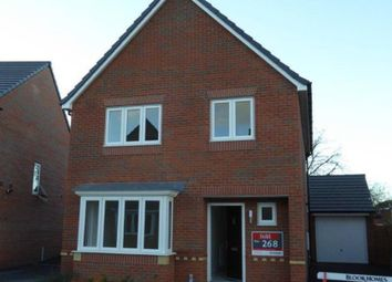 Thumbnail 4 bed detached house to rent in Beeby Way, Broughton, Chester