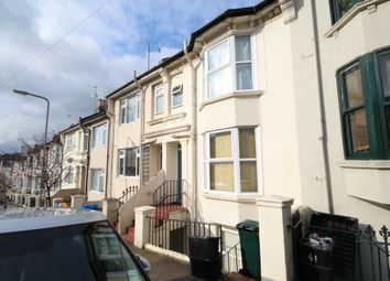 Thumbnail 3 bed maisonette to rent in Newmarket Road, Brighton