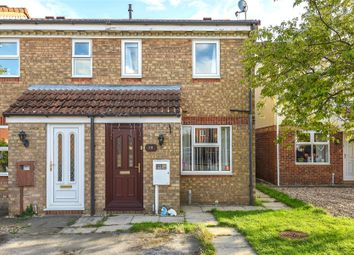 Thumbnail 2 bed end terrace house for sale in Linnet Way, Sleaford