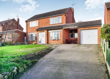 Thumbnail 4 bed detached house for sale in Brough Lane, Elkesley