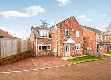 Thumbnail 3 bed detached house for sale in Mansfield Road, Underwood, Nottingham