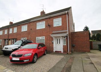 3 bed semi-detached house for sale in Hall Lane Estate, Willington, Crook DL15