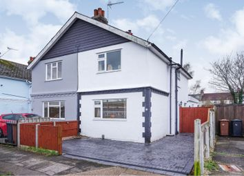 3 bed semi-detached house for sale in Newbury Road, Ipswich IP4