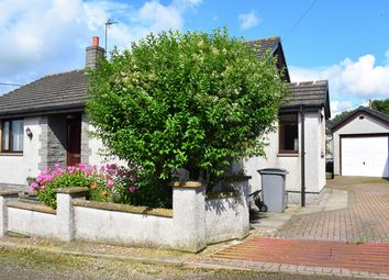 Thumbnail 3 bed detached bungalow for sale in Thornlea, Manse Crescent, Brydekirk, Dumfries & Galloway