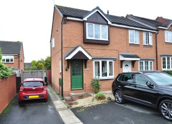 Thumbnail 2 bed end terrace house to rent in Little Piece, Lyppard Woodgreen, Worcester