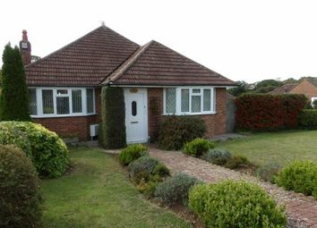 Thumbnail 2 bed bungalow for sale in Hillside Avenue, Hillside Avenue, Seaford