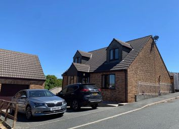 Thumbnail 3 bed detached house to rent in Gwaun View, Fishguard