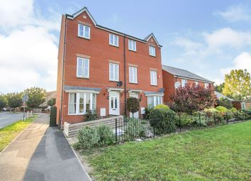 Thumbnail 4 bedroom town house for sale in Stockmoor Drive, North Petherton, Bridgwater
