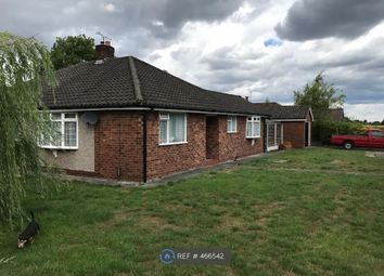 Thumbnail 2 bed bungalow to rent in Queensway, Heald Green, Cheadle