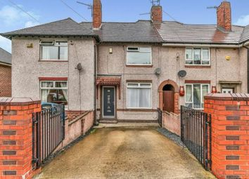 Thumbnail 2 bed terraced house for sale in Wordsworth Avenue, Sheffield, South Yorkshire