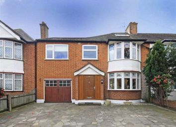 Thumbnail 5 bed semi-detached house to rent in Albury Avenue, Isleworth