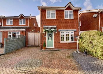 3 bed detached house for sale in Turnberry Drive, Nuneaton CV11