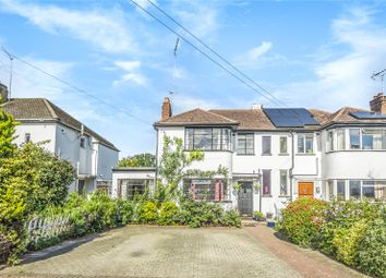 Church Avenue, Pinner, Middlesex HA5. 4 bed semi-detached house