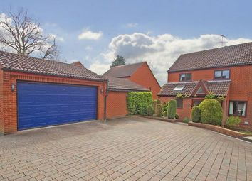 Thumbnail 3 bed detached house for sale in Brookfield Close, Hunt End, Redditch