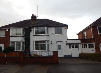 Thumbnail 3 bed detached house for sale in Green Park Road, Northfield, Birmingham