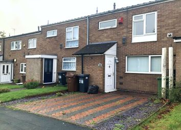 Thumbnail 3 bed terraced house to rent in Lanchester Way, Smiths Wood, Birmingham