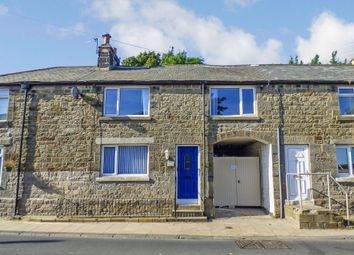 Thumbnail 2 bedroom cottage for sale in Front Street, Longframlington, Morpeth