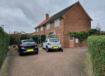 Thumbnail 3 bed semi-detached house for sale in Thanet Road, Hull