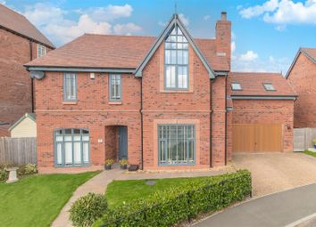 5 bed detached house for sale in George Drive, Parkgate, Neston CH64