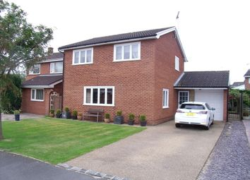 Thumbnail 3 bed detached house for sale in Birkdale Road, Wrexham