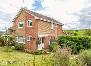 Thumbnail 4 bed detached house for sale in Tuckers Meadow, Crediton