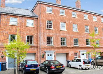 Thumbnail 5 bedroom town house for sale in Kilderkin Way, Norwich