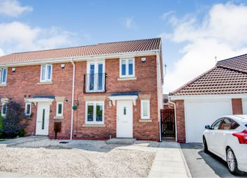 Thumbnail 3 bed end terrace house for sale in Selset Way, Kingswood